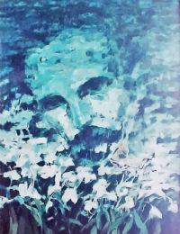 Oil / Canvas. 130 x 97 cm